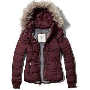 Abercrombie | Puffer Coat